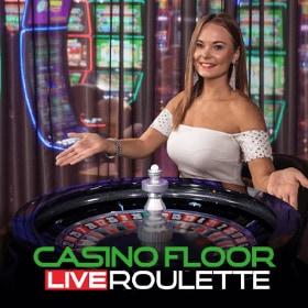 Casino Floor Live Roulette