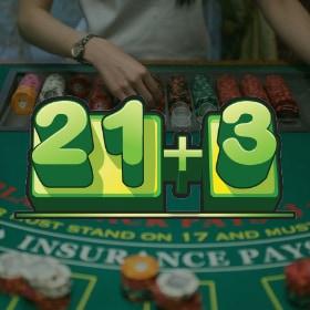 21+3 Side Bet Blackjack