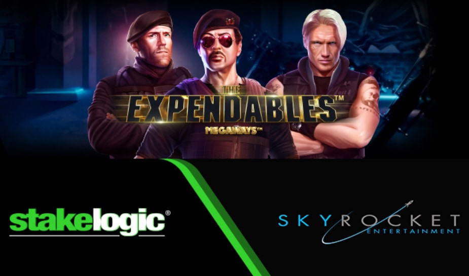 Stakelogic the expendables