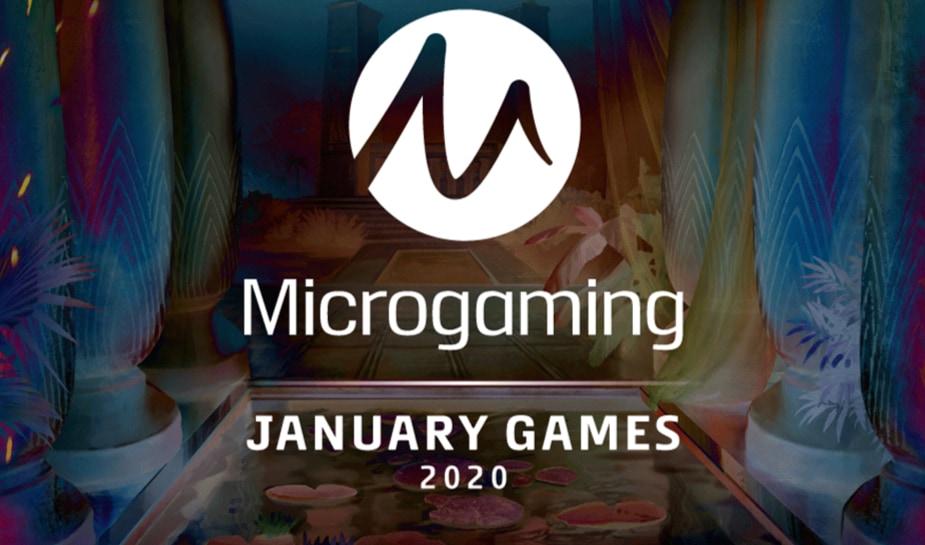 Microgaming januari games