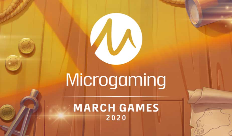 Spellen en casinonieuws – april 2020 editie