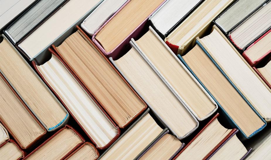 veel dikke boeken over kansspelen en kansberekening