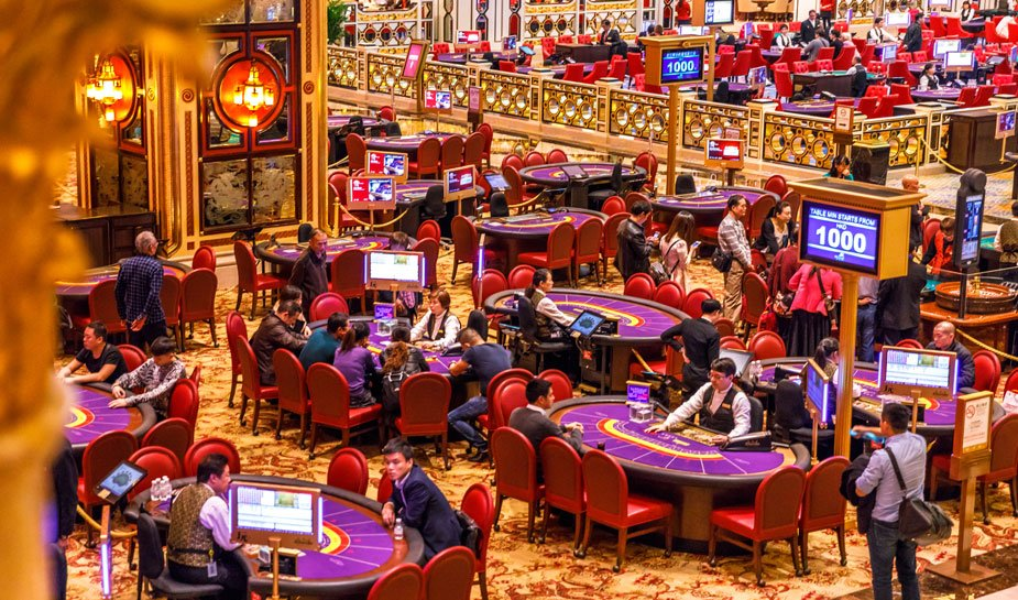 casinospelers in macau spelen baccarat