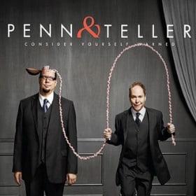 Penn and Teller Show