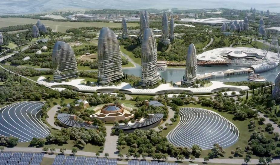 Vergeet Macau of Las Vegas, Elysium City komt er aan!