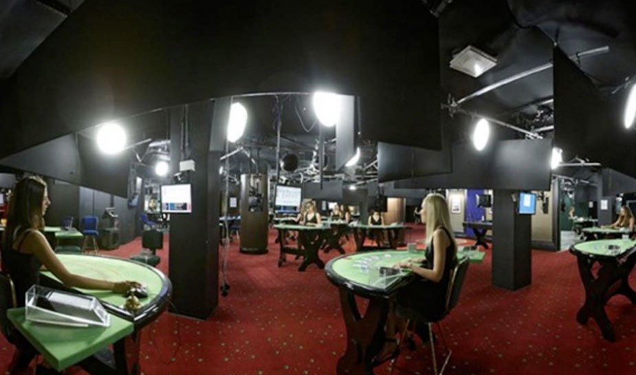 live casino behind the scenes