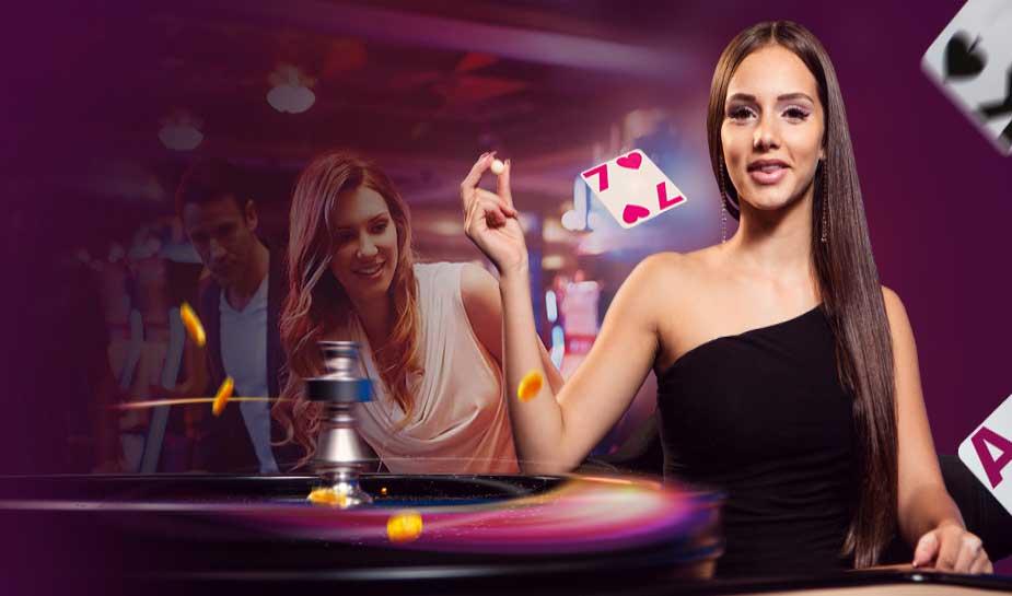 De geschiedenis van het live casino