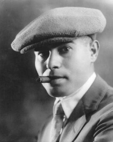 Pete Cladianos sr. rond 1920