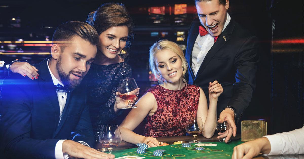 Alcoholgebruik tijdens speelgedrag gokkers