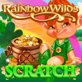 Rainbow Wilds Scratch logo