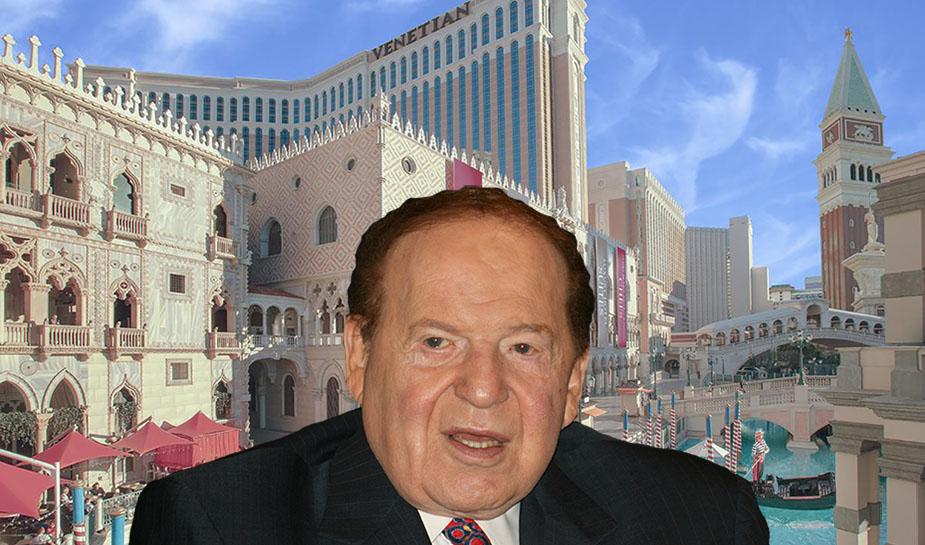 Sheldon Adelson and-the-venetian