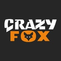 Logo voor Crazy Fox Casino
