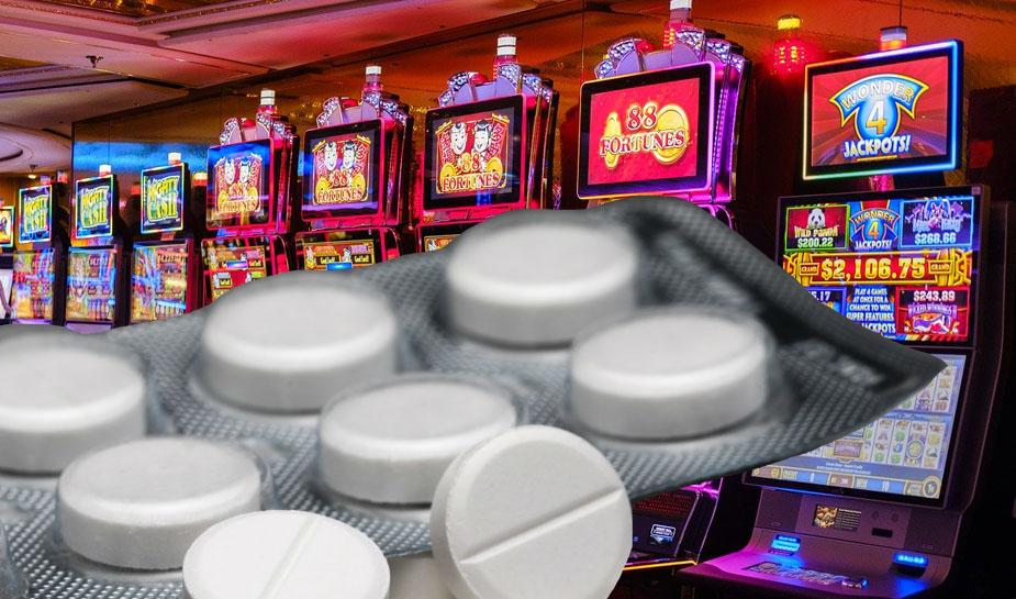 paracetamol en gokken