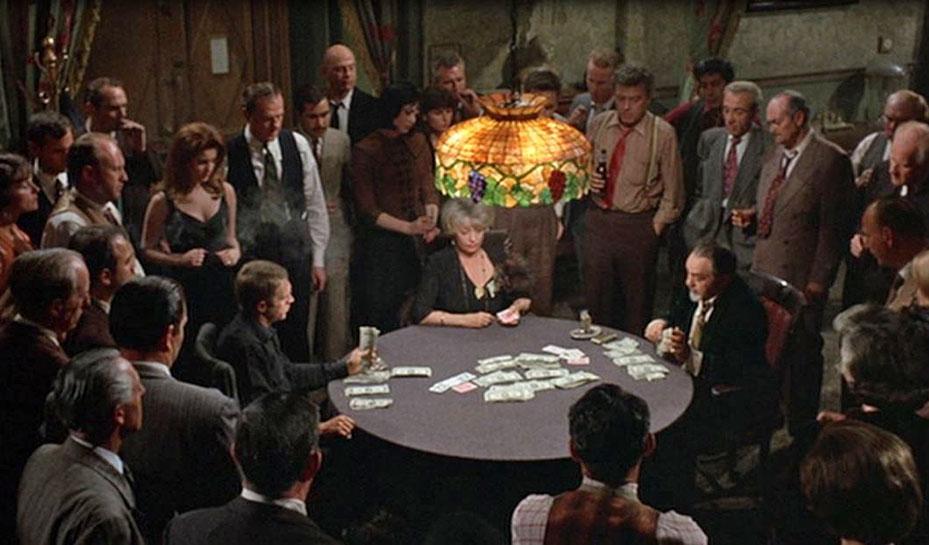 de geschiedenis van poker - cincinatti kid