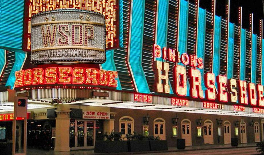 World Series of Poker in Horseshoe