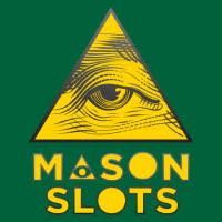 Logo voor Mason Slots Casino