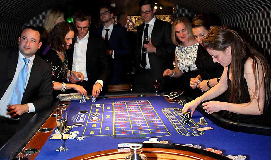 North Cadbury Court casino