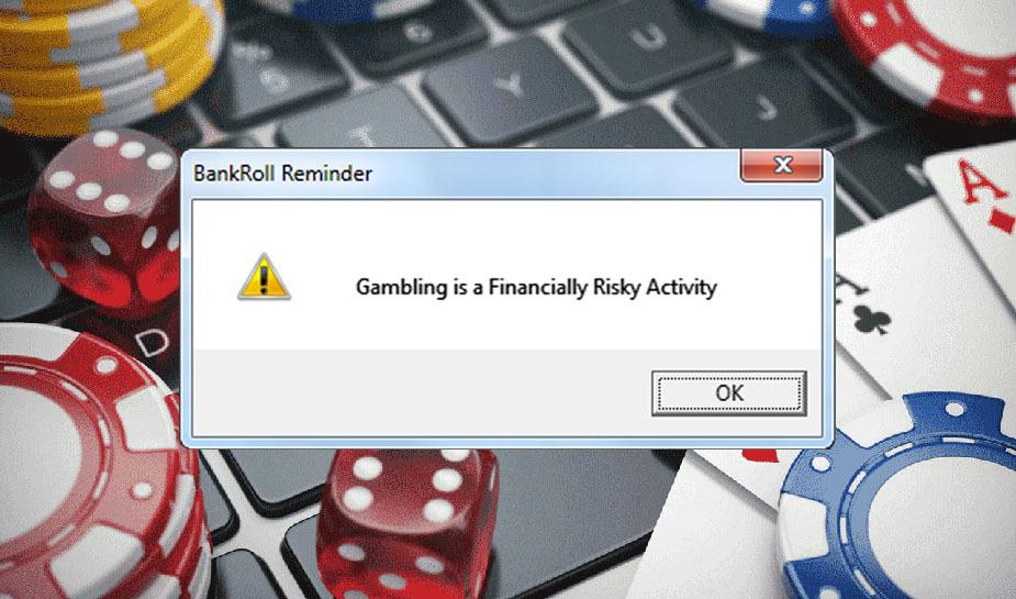 pop-up waarschuwingen bij online spellen