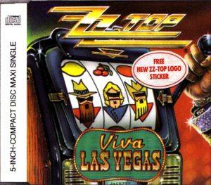 ZZ Top Maxi Single met Viva Las Vegas