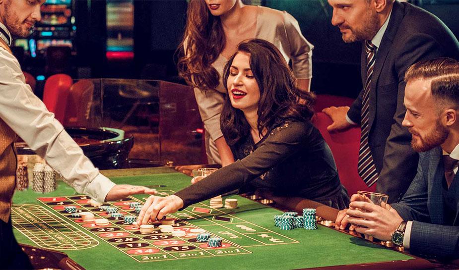 Omgevingsbewustzijn in het casino