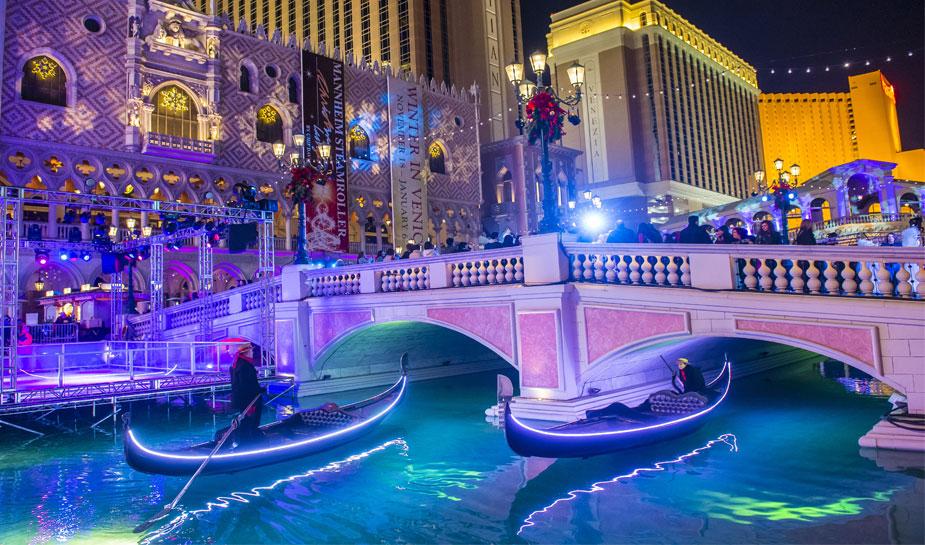 The Venetian Las Vegas resort