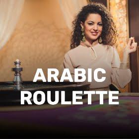 Arabic Roulette Live
