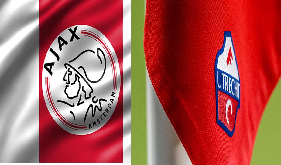 Ajax vs FC Utrecht bekerfinale 2021