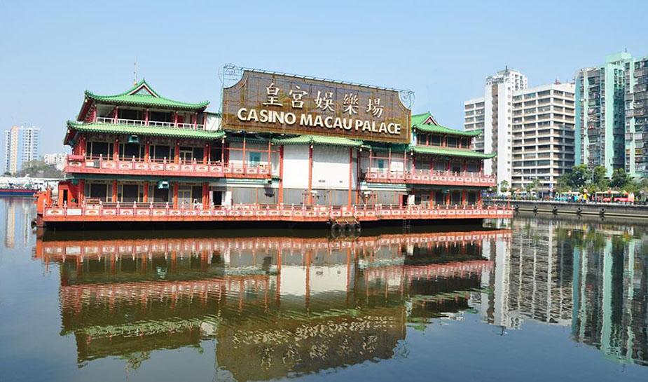 Casino Macau Palace Boat