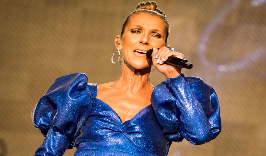 Celine Dion mogelijk naar Las Vegas