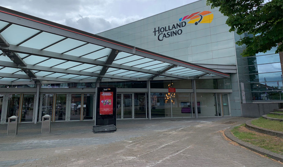 Holland Casino Breda hoofdingang