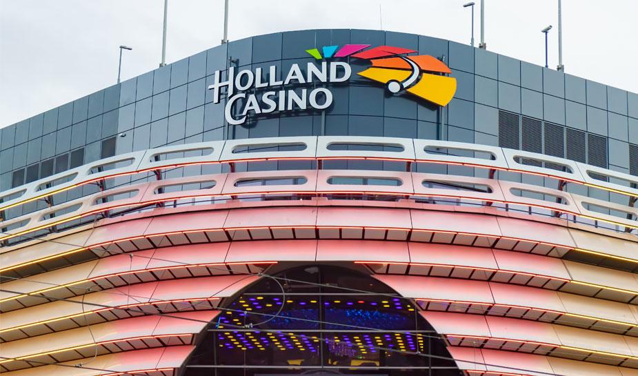 Holland Casino cijfers 2021
