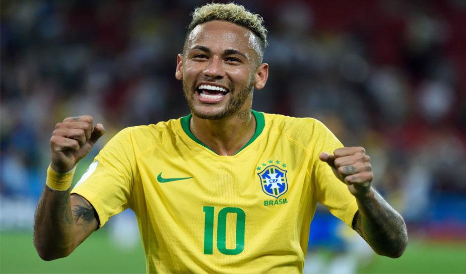 Neymar Jr promoot poker