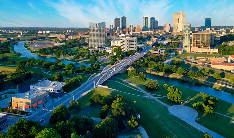 Texas gokuitbreiding