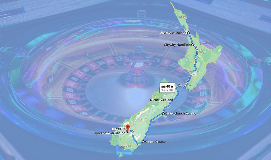 Nieuw-Zeeland tafelspellen populair