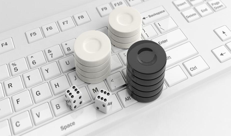 Backgammon computerspellen