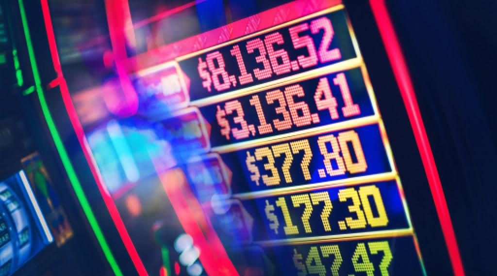 progressieve jackpot gokkasten