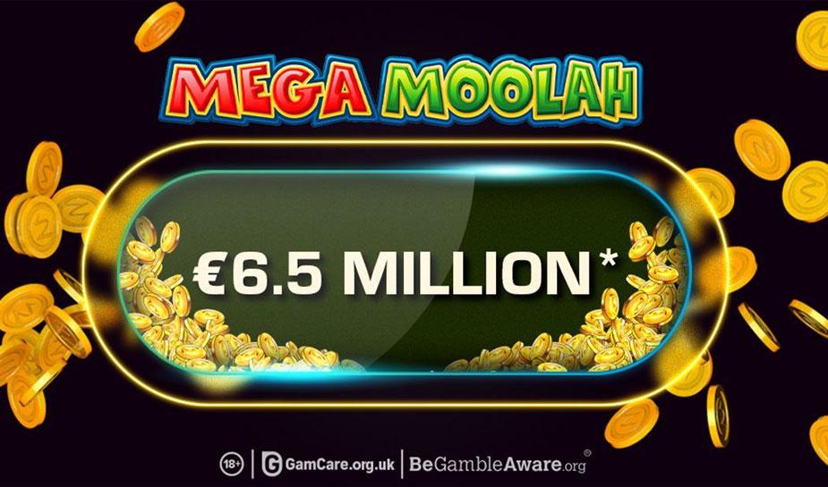 Mega Moolah big win
