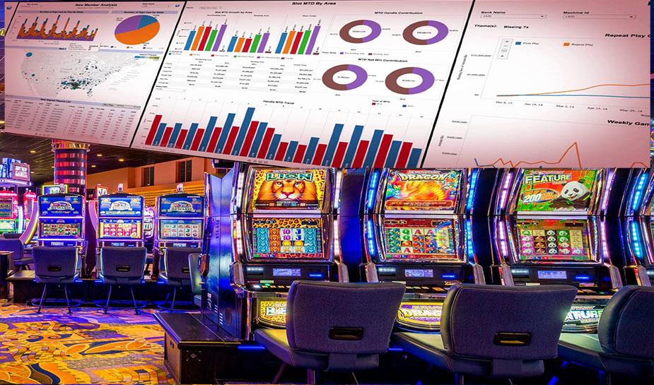 Technologie en gegevensverzameling casino