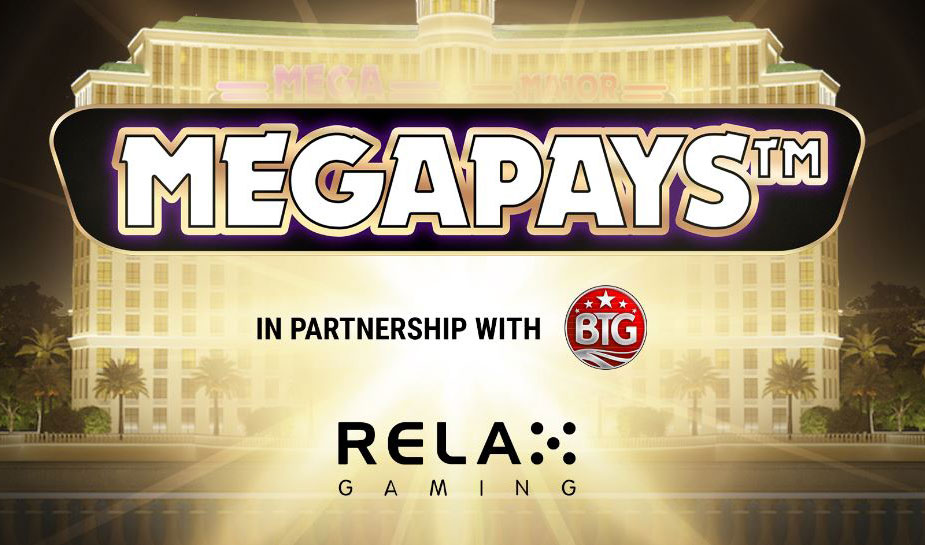Megapays relax gaming