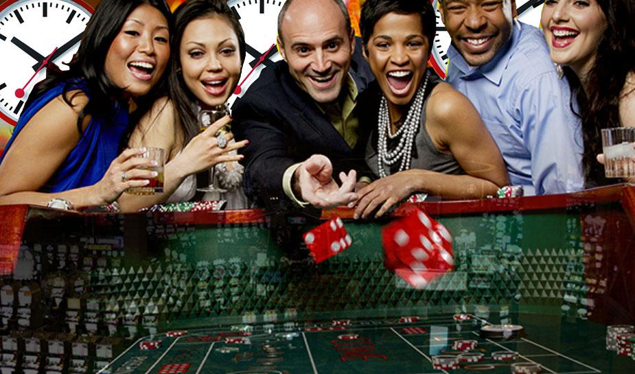 plezier van gokken en het tijdslot