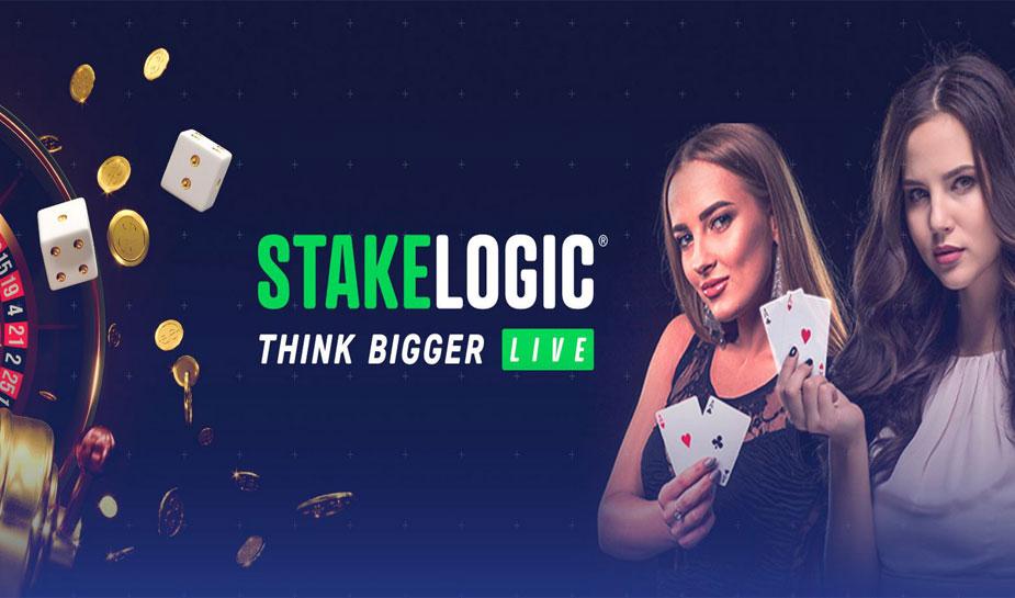 Stakelogic live games