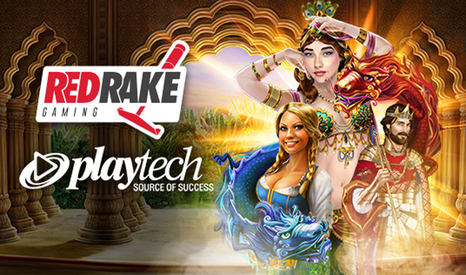 Red Rake en Playtech sluiten overeenkomst