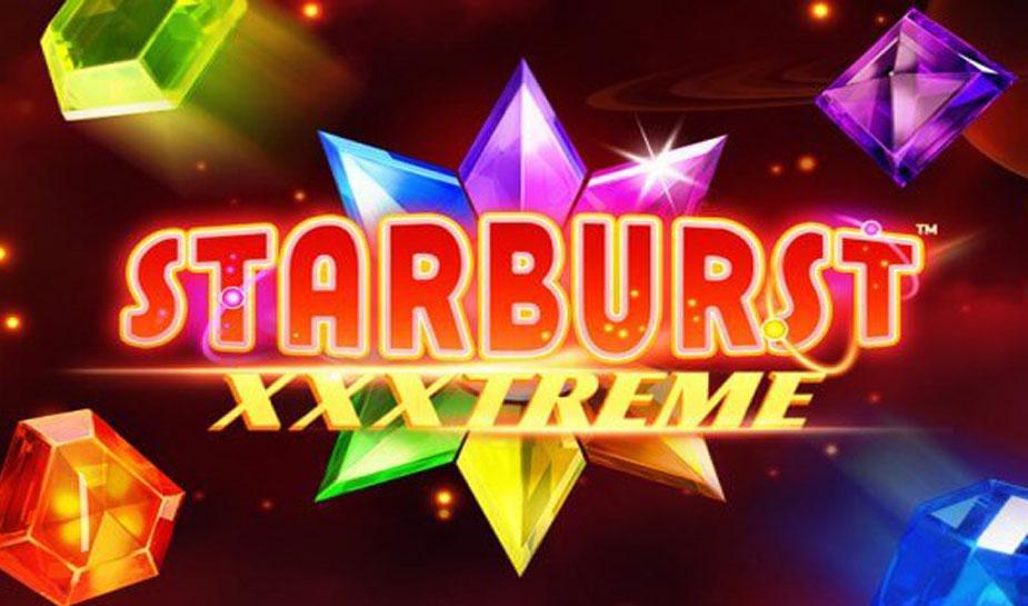 Starburst XXXtreme wordt 15 juli gelanceerd door NetEnt