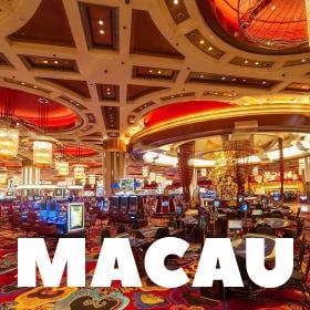 Casino's in Macau