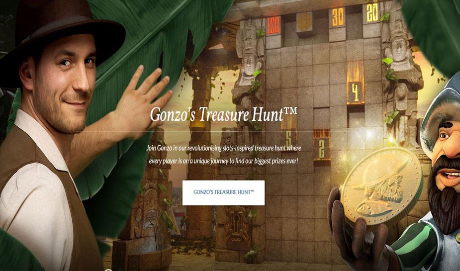 gozno's quest treasure hunt live