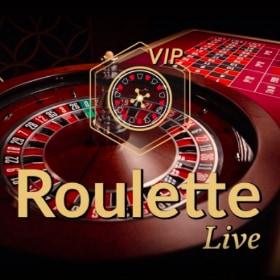 VIP Live Roulette