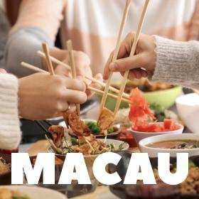 Restaurants in Macau