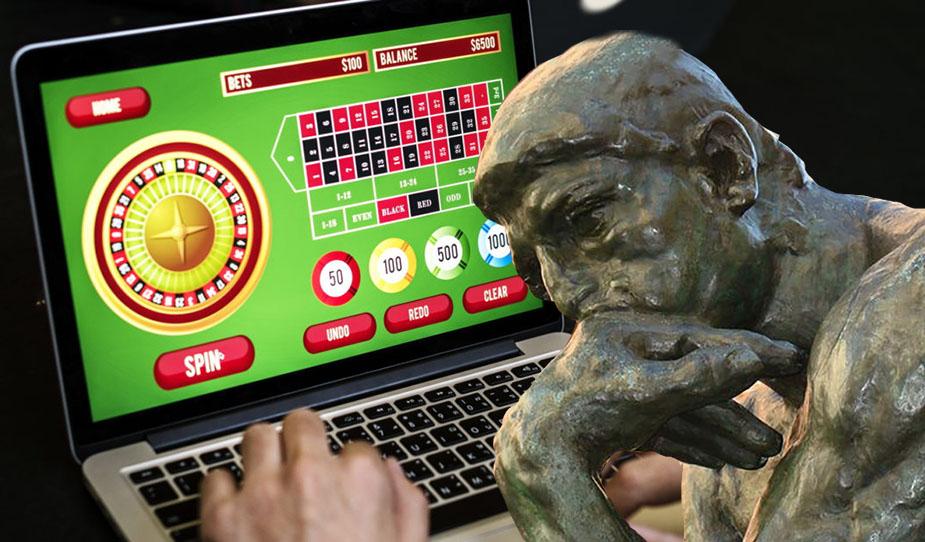 waar staat online gokken