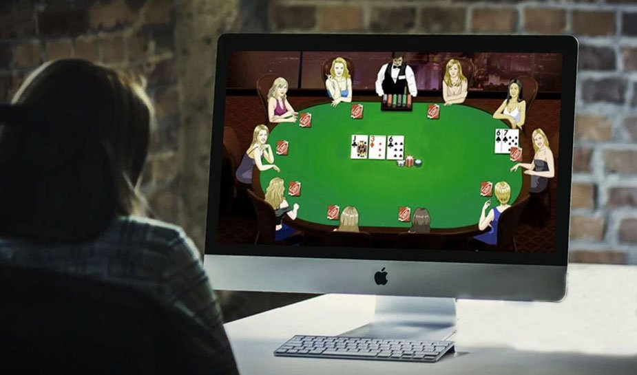 Bluffen bij online poker