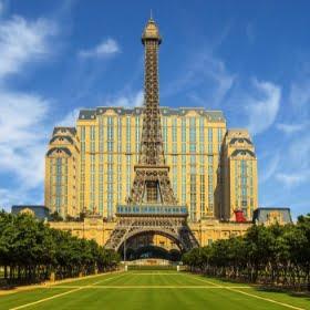 The Parisian Hotel Macao